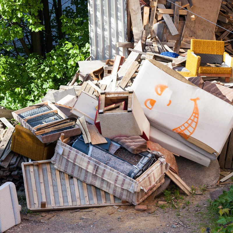 any type of residential junk removal fort mill sc