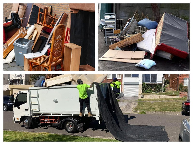 apartment junk removal service fort mill sc
