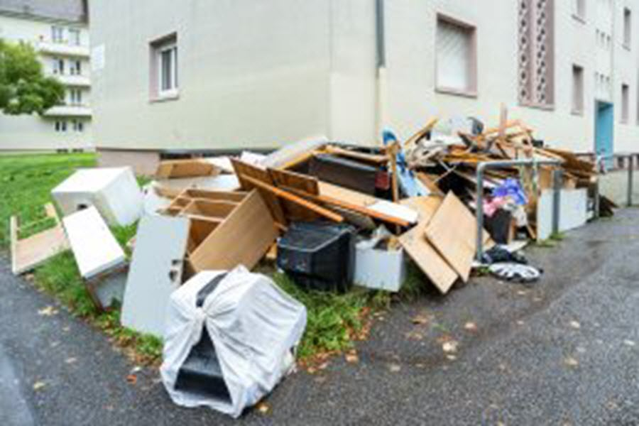 basement junk removal fort mill sc