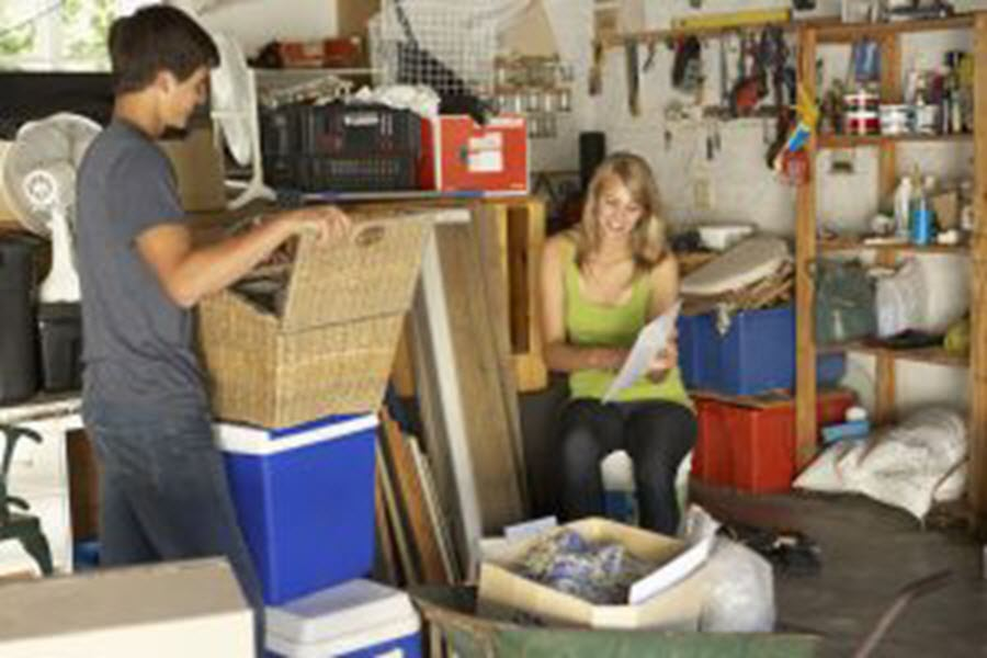 garage clean out fort mill sc